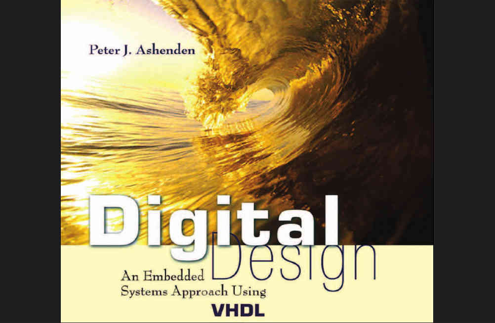 Books Digital Design An Embedded Systems Approach Using Vhdl
